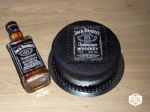 Whisky taarten