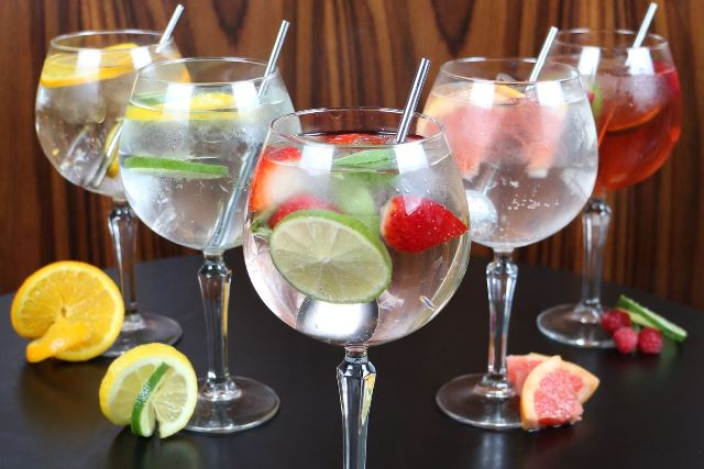 Flavoured Gin Likeurs
