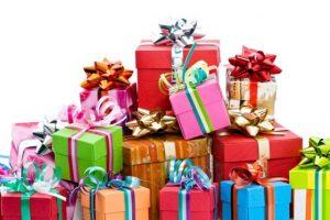 Cadeau en geschenkverpakkingen