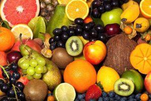Vers fruit en vanille